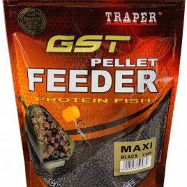 Pellet Feeder Maxi Black 4 mm