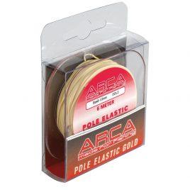 Pole Elastic Gold 0.6mm
