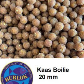 5 kilo Berlok Boilie Kaas 20 mm
