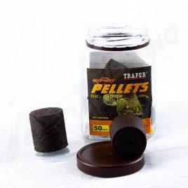 Traper Meerval Pellets 500g 50mm Meerval Aas