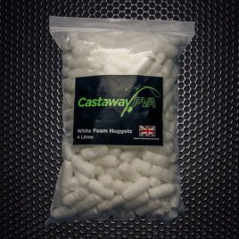 CASTAWAY – PVA WITTE NUGGETS