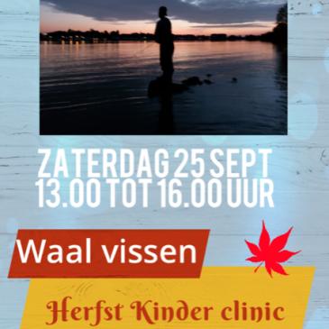 25 September Kinderclinic Waalvissen