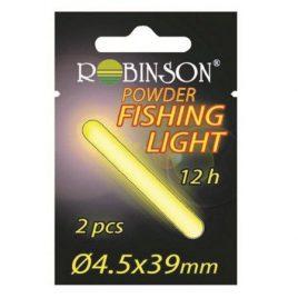 glow sticks / 4.5 x 39mm- geel